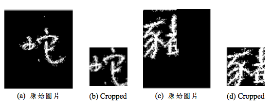 A Robust Chinese Hand-Writing Characters Recognition System